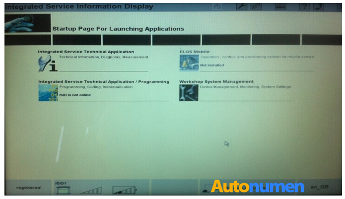 Bmw Icom Isis Isid Fault Code 5 7 Error Solution Autotool Us