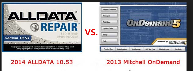 21.Which one is better Alldata 10.53 Repair software or Mitchell on demand-1